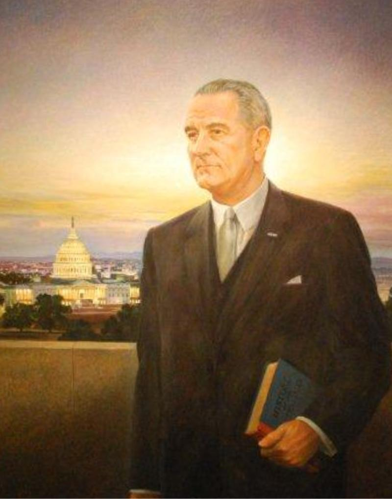 lyndon baines johnson Three new revelations about lbj  after a while nothing surprises a biographer of lyndon baines johnson after fourteen years of research for a two-volume biography, .